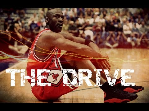 Michael Jordan – The Drive